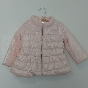 Tahari NWT Puff Coat
